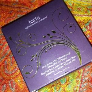 Tarte Amazonian Clay Airbrush Powder Foundation